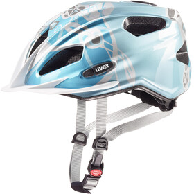 UVEX Quatro Junior Helmet lightblue